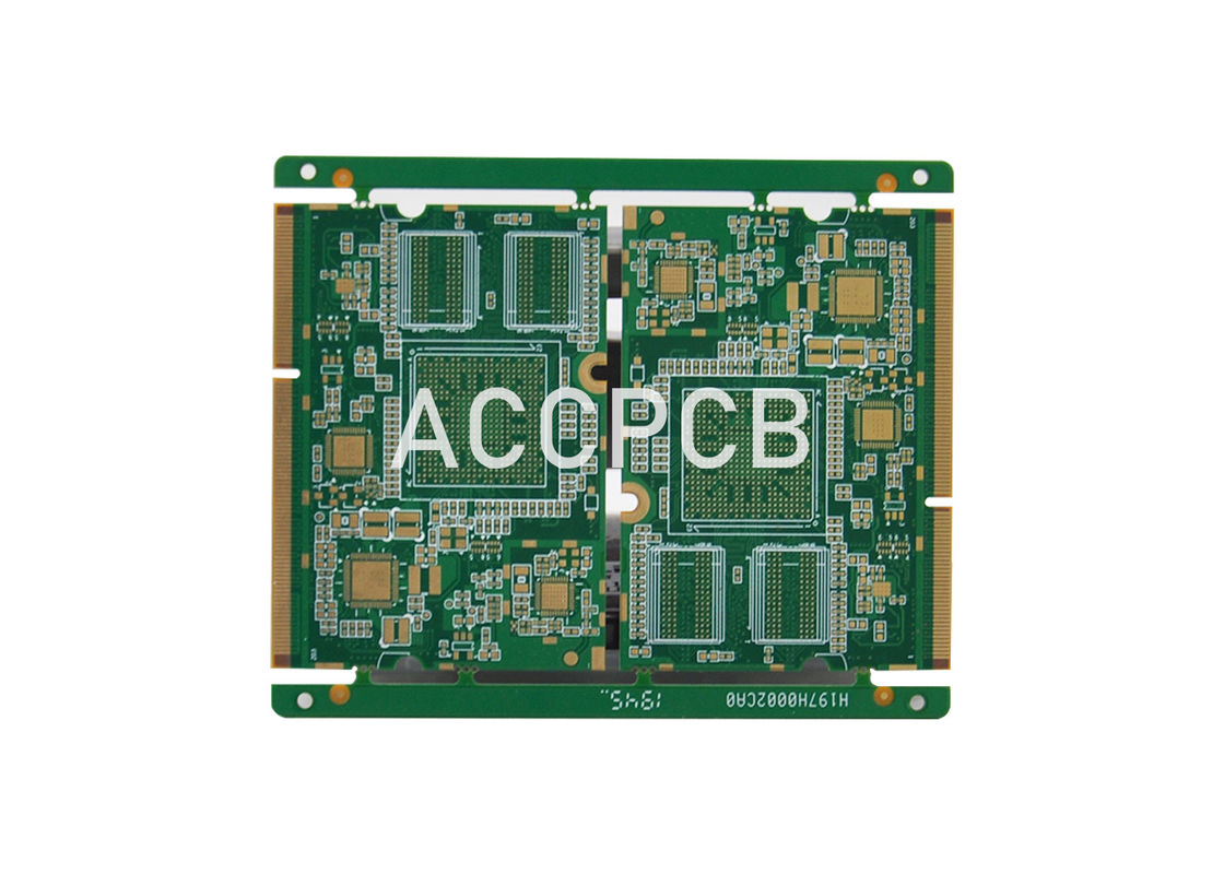 Heavy Copper PCB Board 3 oz copper pcb with immersion gold surface