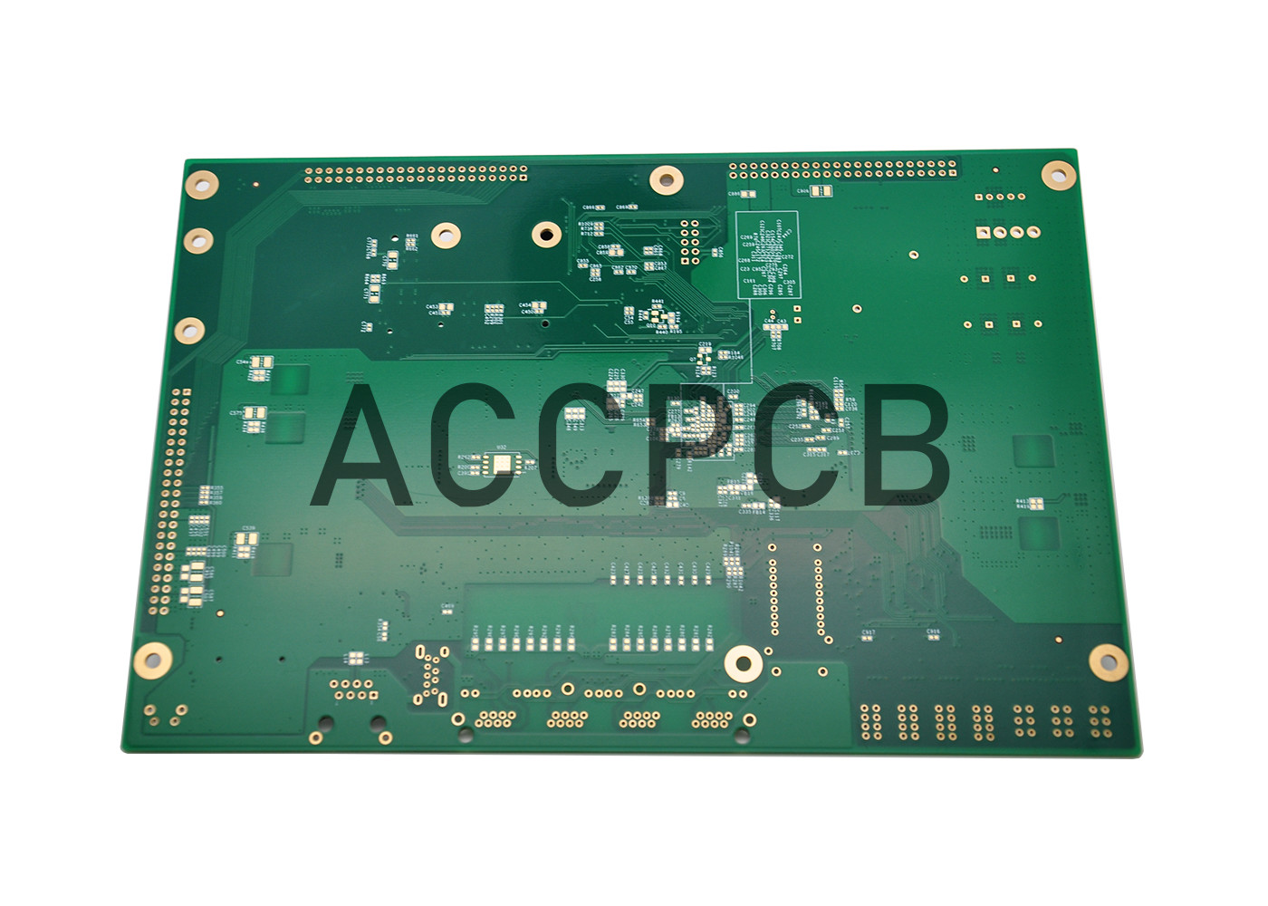 1.5 Oz Copper Outlayer HDI PCB Board PCB Smt Assembly  ENIG Surface Treatment